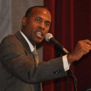 Apostle Claver Kamau-Imani
